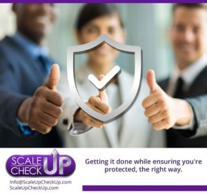"""contact the  ScaleUPCheckUP™ team about your business"""